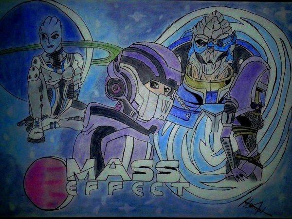 mass effect ( jeux vidéo )