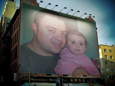 mon frère,ma belle-soeur et ma nièce