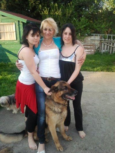 Moi, Ma mère et Ma soeur