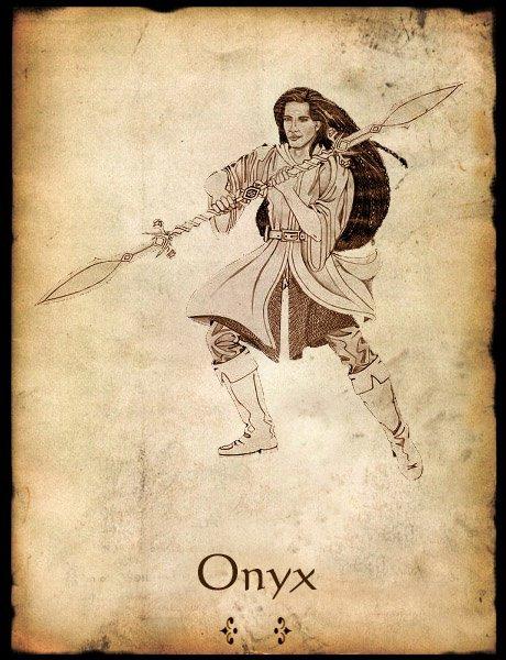 onyx d'émeraude