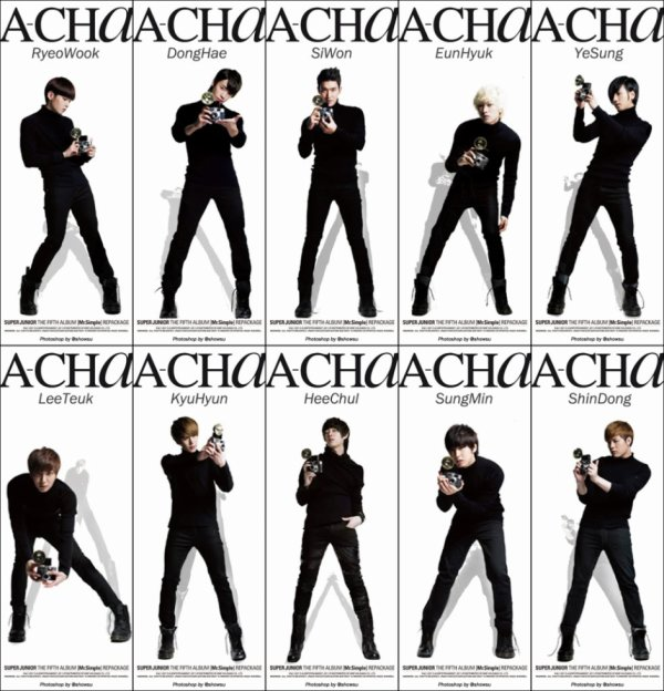 super junior acha