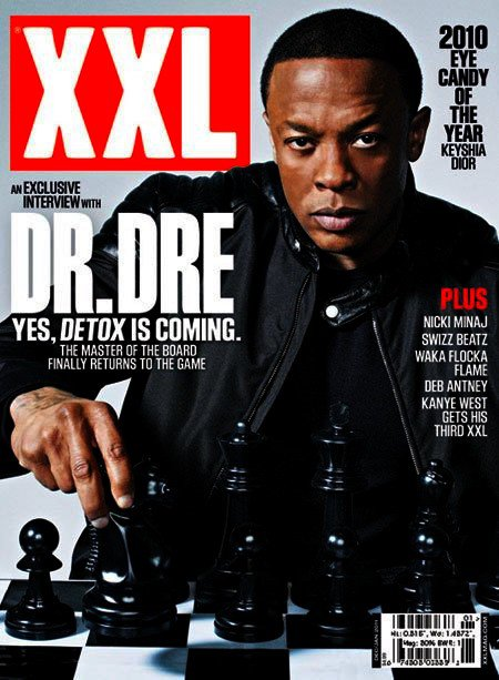 Dr Dre : Detox arrive !
