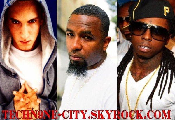 "Lil Wayne : 1er Single de ''Tha Carter 4"" ! Jusqu'a quel point Tech N9ne a t-il influencer Lil Wayne ?"