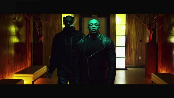 Dr Dre parle de ses rappeur du moment