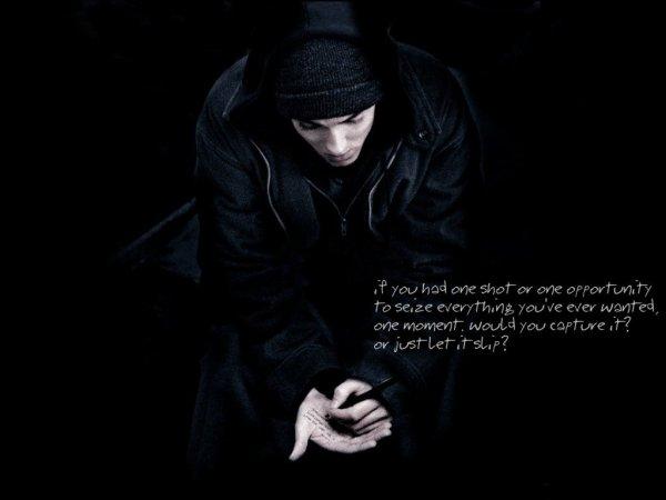 """Eminem : De retour au cinéma dans """"SouthPaw"""""""