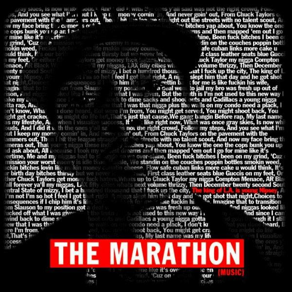 Nipsey Hussle - The Marathon (2010)