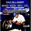 Daz Dillinger - Who Ride Wit Us 1 (2011)