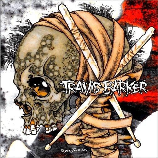 Travis Barker - Give The Drummer Get Some (Album Snippet)