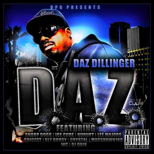 Daz Dillinger - Don't U Eva 4 Get (Feat WC & Soopafly)