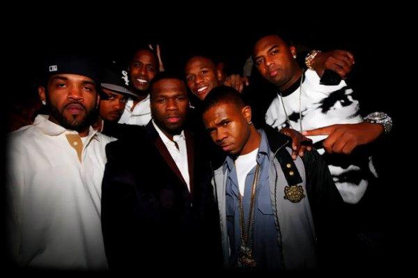 Chamillionaire & 50 Cent en boite a Las Vegas ! Cham parle de leurs relation !