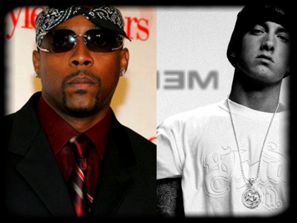 Eminem Presente ces condoléances pour Nate Dogg