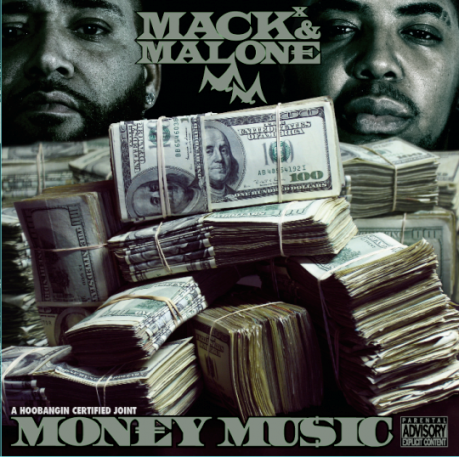Mack 10 & Glasses Malone - Money Music (Tracklist + Cover)