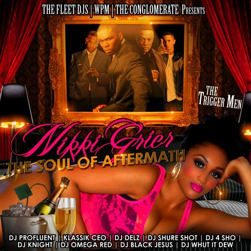 Nikki Grier - The Soul Of Aftermath (2011)