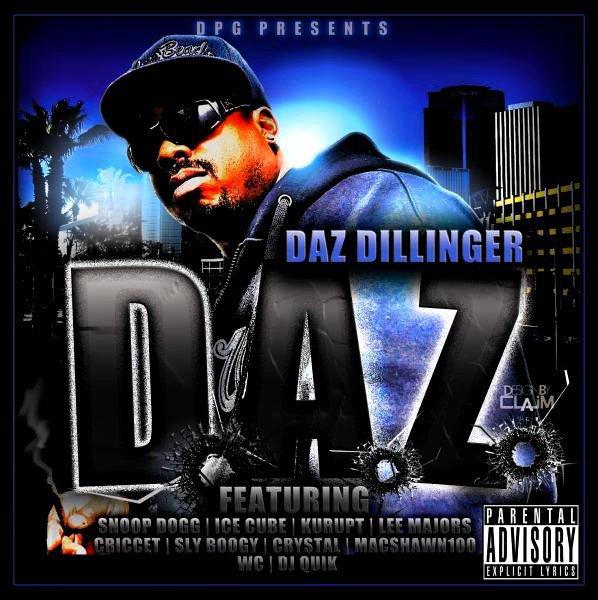 Daz Dillinger - D.A.Z. (2011)