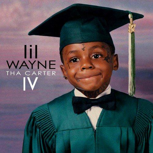 Lil Wayne - Tha Carter 4 (Cover & Tracklist)