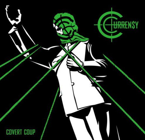 Curren$y & Alchemist - Cover Coup (2011)