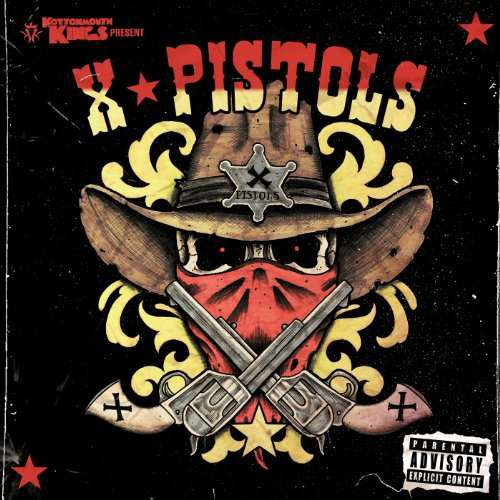X Pistols - Shoot To Kill (2011)