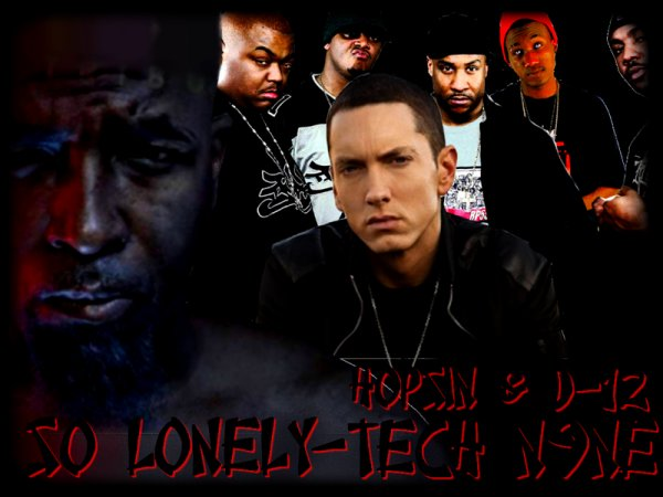 Tech N9ne - So Lonely (Feat Hopsin & D12)