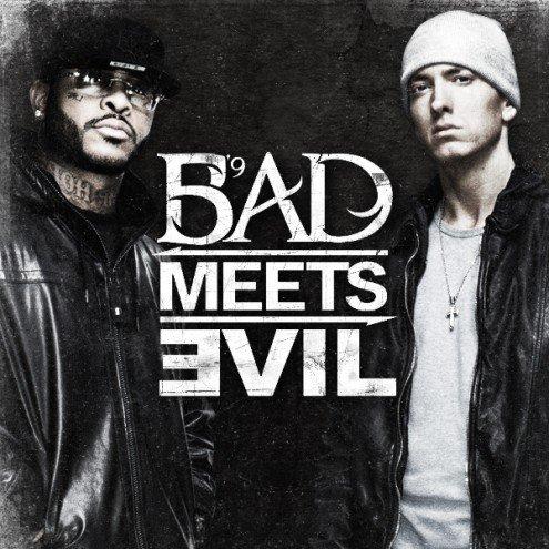 L'EP de Bad Meets Evil comportera 9 Titres !