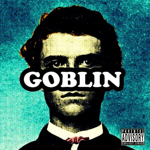 Tyler The Creator - Goblin (Tracklist + Cover + Snippet Album)