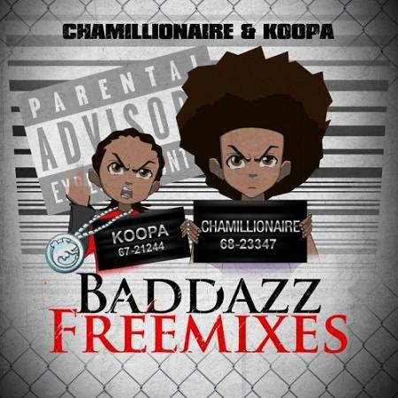 Chamillionaire - Badazz Freemix 1-9