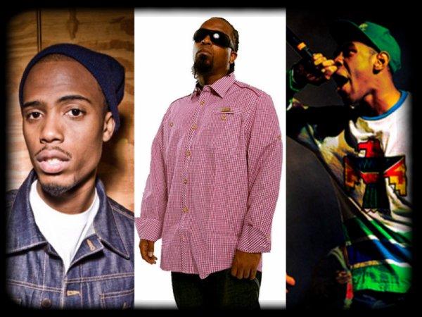 La Guerre fait rage entre B.o.B. & Tyler the Creator sur l'album de Tech N9ne !