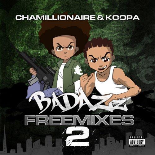 Chamillionaire - Badazz Freemix 2 (2011)