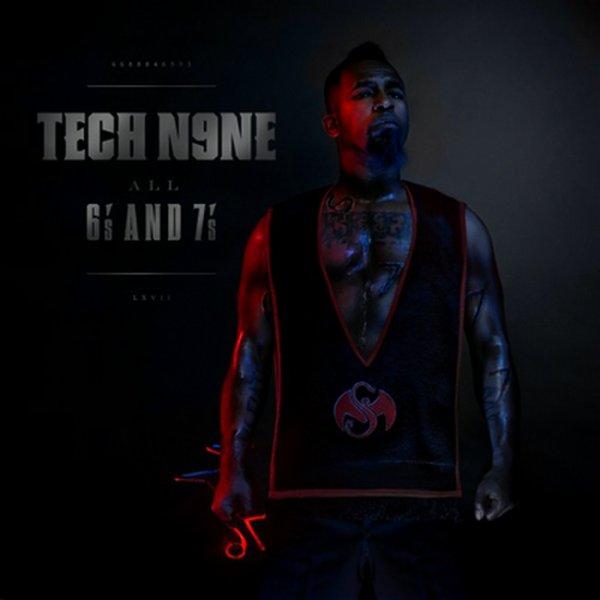 Tech N9ne - All 6's & 7's (Album Snippet)