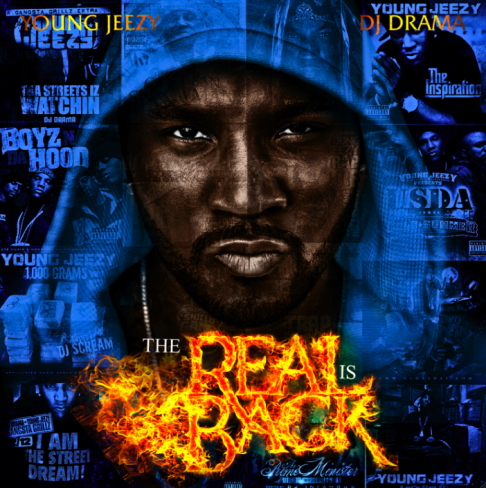 Young Jeezy - The Real Is Back (2011)