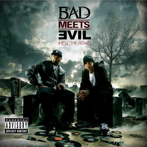 Bad Meets Evil : Hell The Sequel EP (2011)