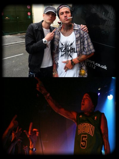 Photos du concert de Yelawolf a Paris !