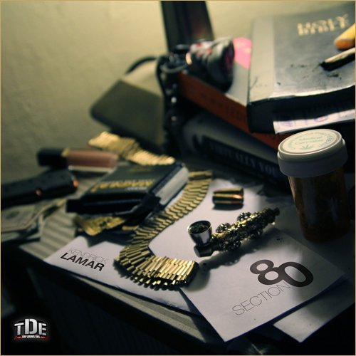 Kendrick Lamar - Section 80 (Cover & Tracklist)