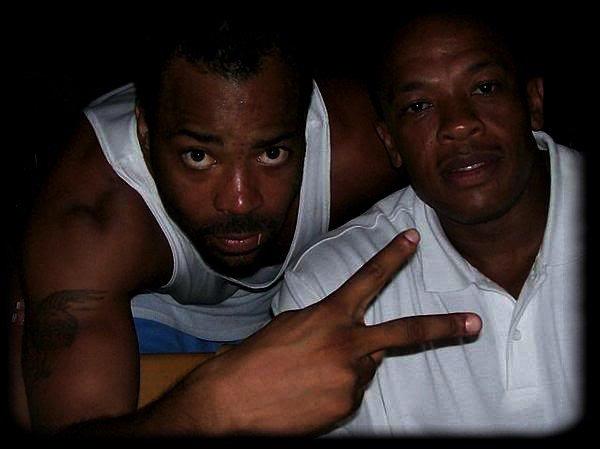 The D.O.C. de retour en Studio avec Dr Dre !