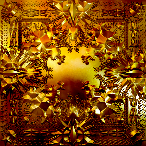 Kanye West & Jay-Z : Watch the Throne (Cover & Tracklist Final)