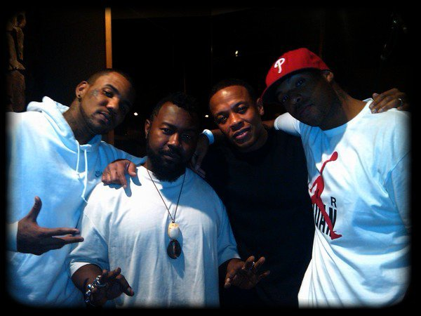 La collaboration The Game/Dr Dre sera avec Snoop Dogg & Sly !