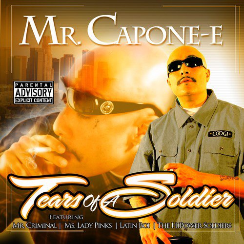 Mr Capone-E - Tears of a Soldier (2011)