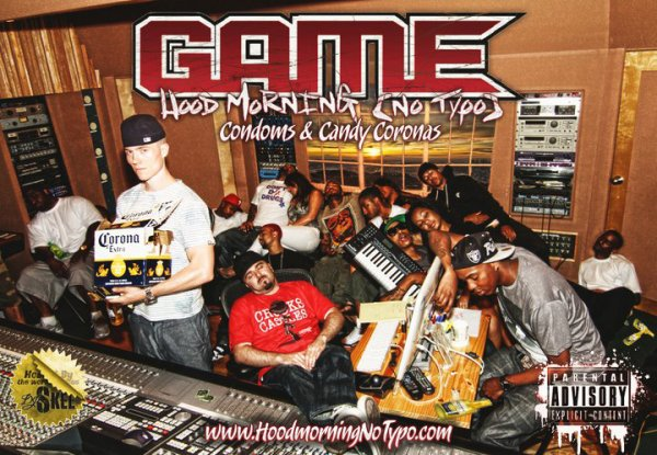 The Game - Hoodmorning : Candy & Coronas (2011)