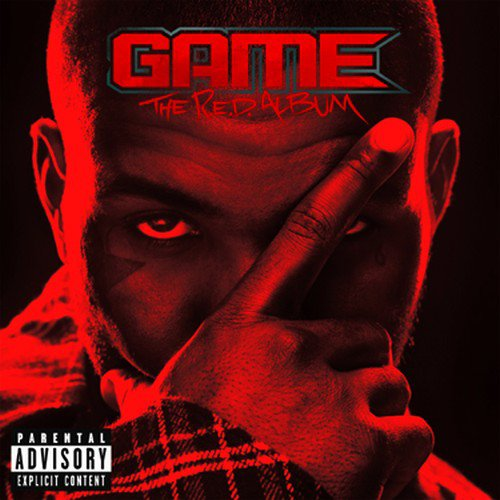 The Game - R.E.D. (Tracklist & Cover)