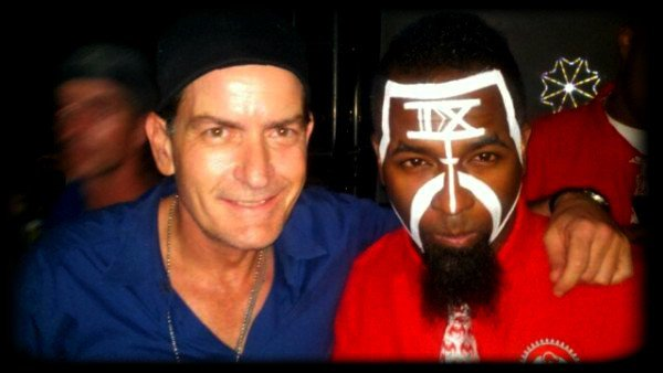 Tech N9ne au Gathering of the Juggalos !