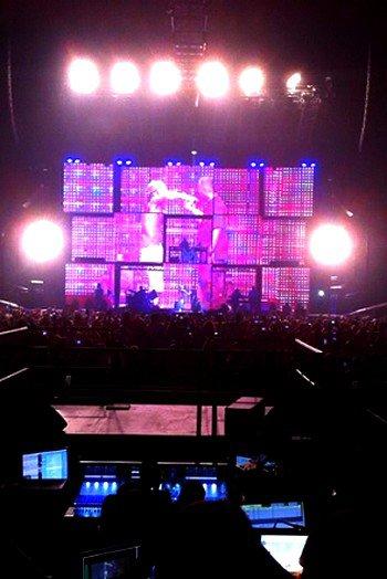 """Lil Wayne remercie Tech N9ne sur scène lors du ''I Am Still Music"""" Tour !"""