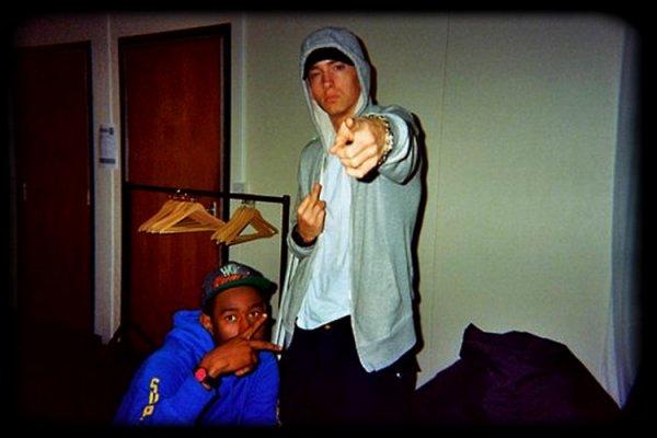 Quand Tyler the Creator rencontre Eminem !