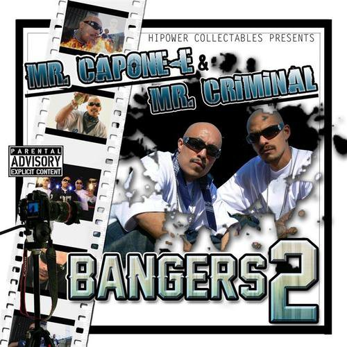 Mr. Capone-E & Mr. Criminal - Video Bangers 2 (2011)