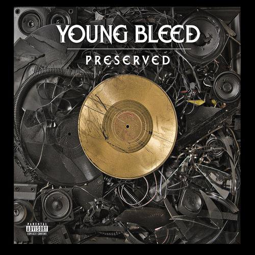 Young Bleed - Preserved (Cover & Infos)