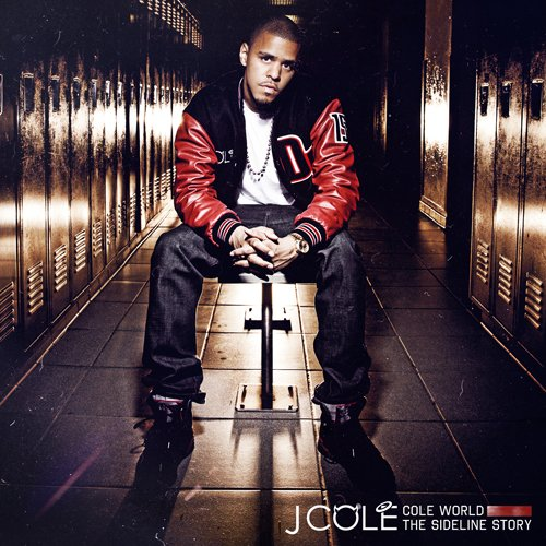 J. Cole - Cole World : The Sideline Story (Tracklist, Cover & Snippet)