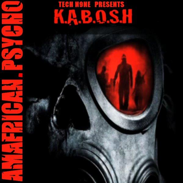 Tech N9ne presents Kabosh - Amafrican Psycho (2011)