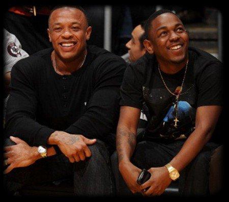 Dr Dre se concentre sur Kendrick Lamar & Slim Da Mobster !