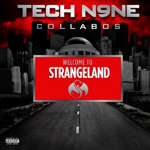 Tech N9ne - Welcome to Strangeland (2011)