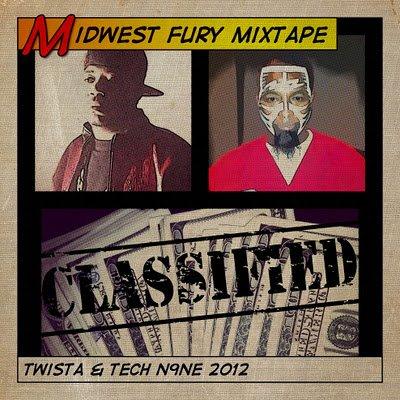 Twista & Tech N9ne - Midwest Fury (Cover)