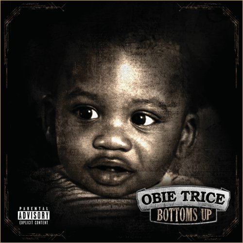 Obie Trice - Bottom's Up (Cover & Tracklist)