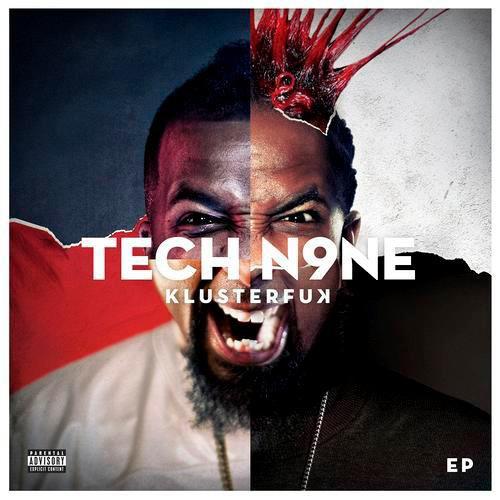Tech N9ne - KlusterFuk EP (Date & Cover)